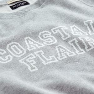 Pavo & Leon Sweater Coastal Flair Print