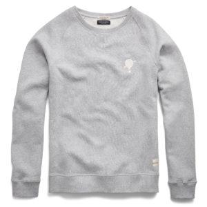 Pavo & Leon Sweater grey balloon