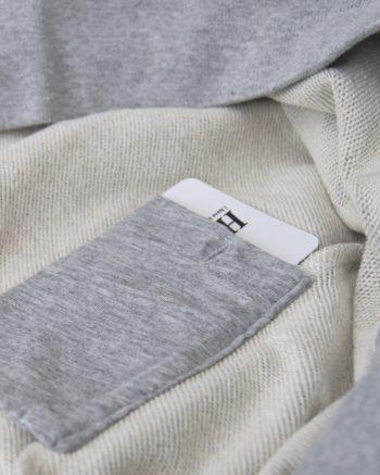 versteckte Kreditkartentasche