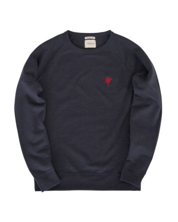 Journey Sweatshirt Navy/Red