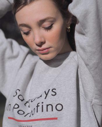 Unisex Sweatshirt Portofino