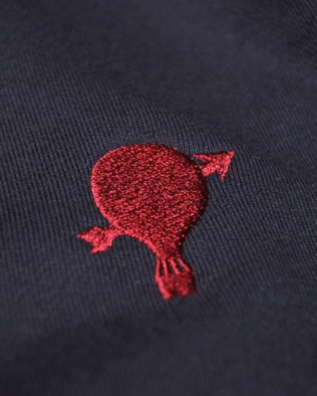 Red Logo embroidery