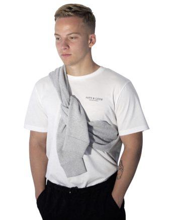 Logo T-Shirt Weiß