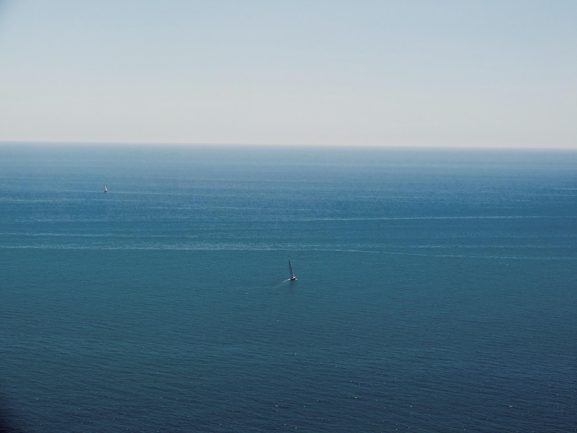 Mittelmeer soweit das Auge reicht