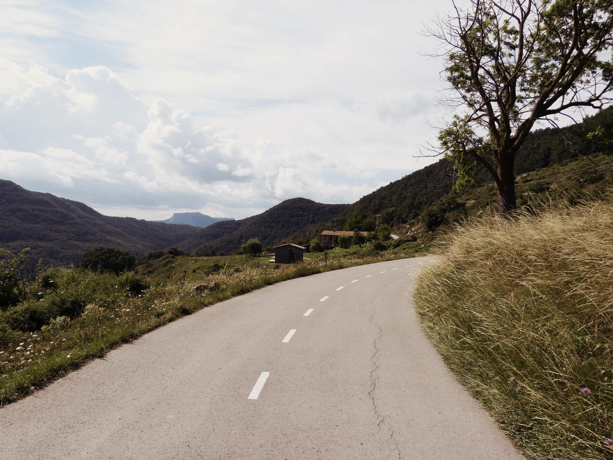 Im Norden von Katalonien
