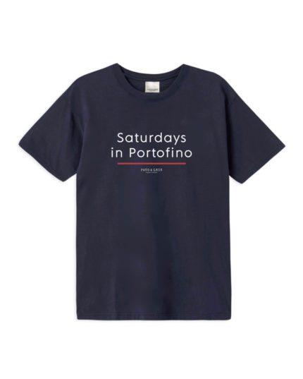 Portofino T-Shirt Nachtblau