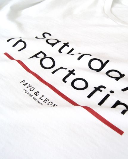 Portofino T-Shirt-Print Details