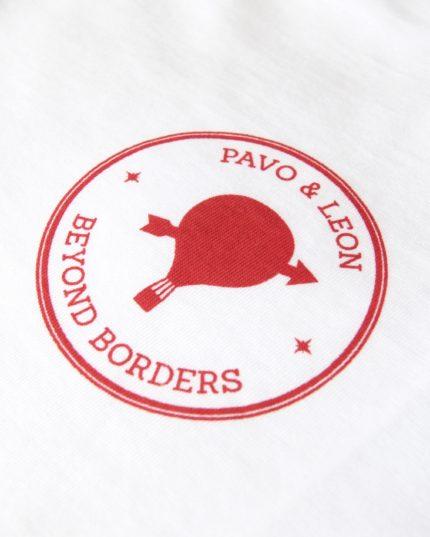 Red Logo-Print